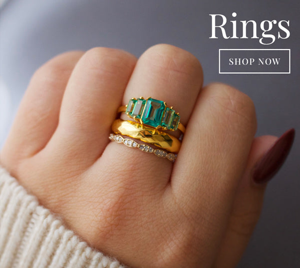 Shop Carrie Elizabeth Rings