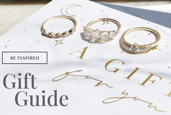 Carrie Elizabeth Jewellery Gift Guide Inspiration