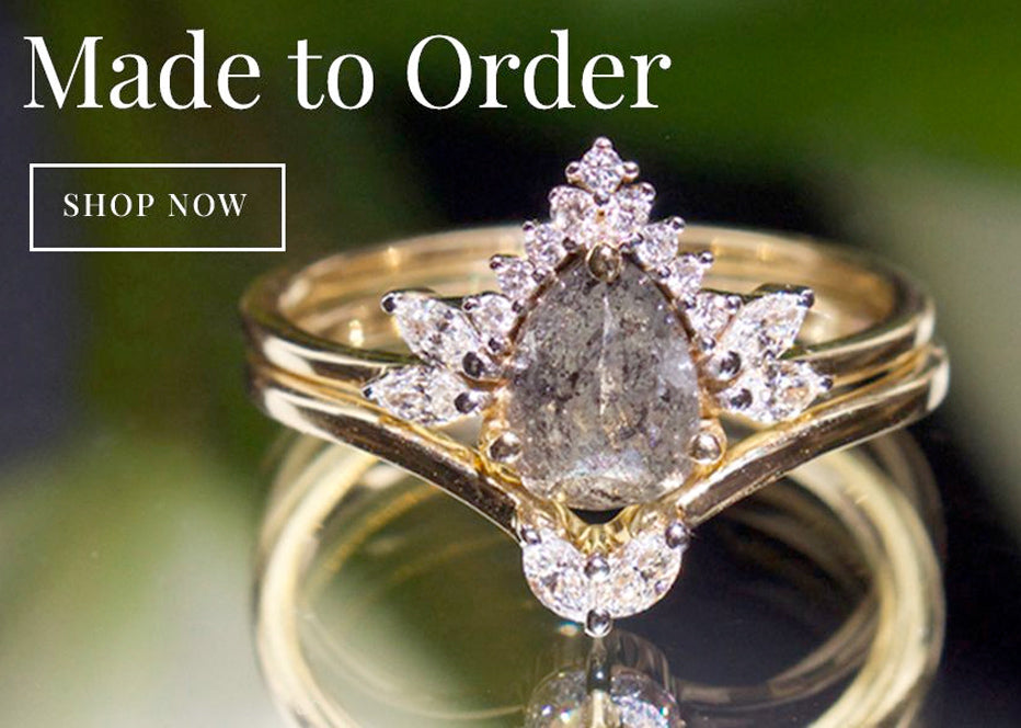Made to Order Solid Gold Jewellery