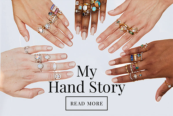 Read Carrie Elizabeth's  Hand Story