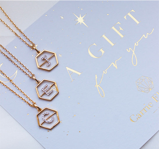 Personalised Jewellery Gift Guide