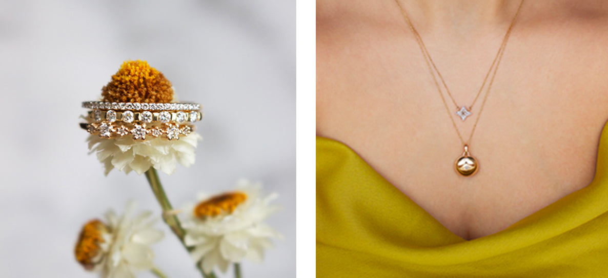 Solid Gold jewellery gifts