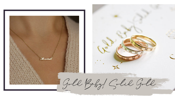 Shop Carrie Elizabeth Solid Gold jewellery