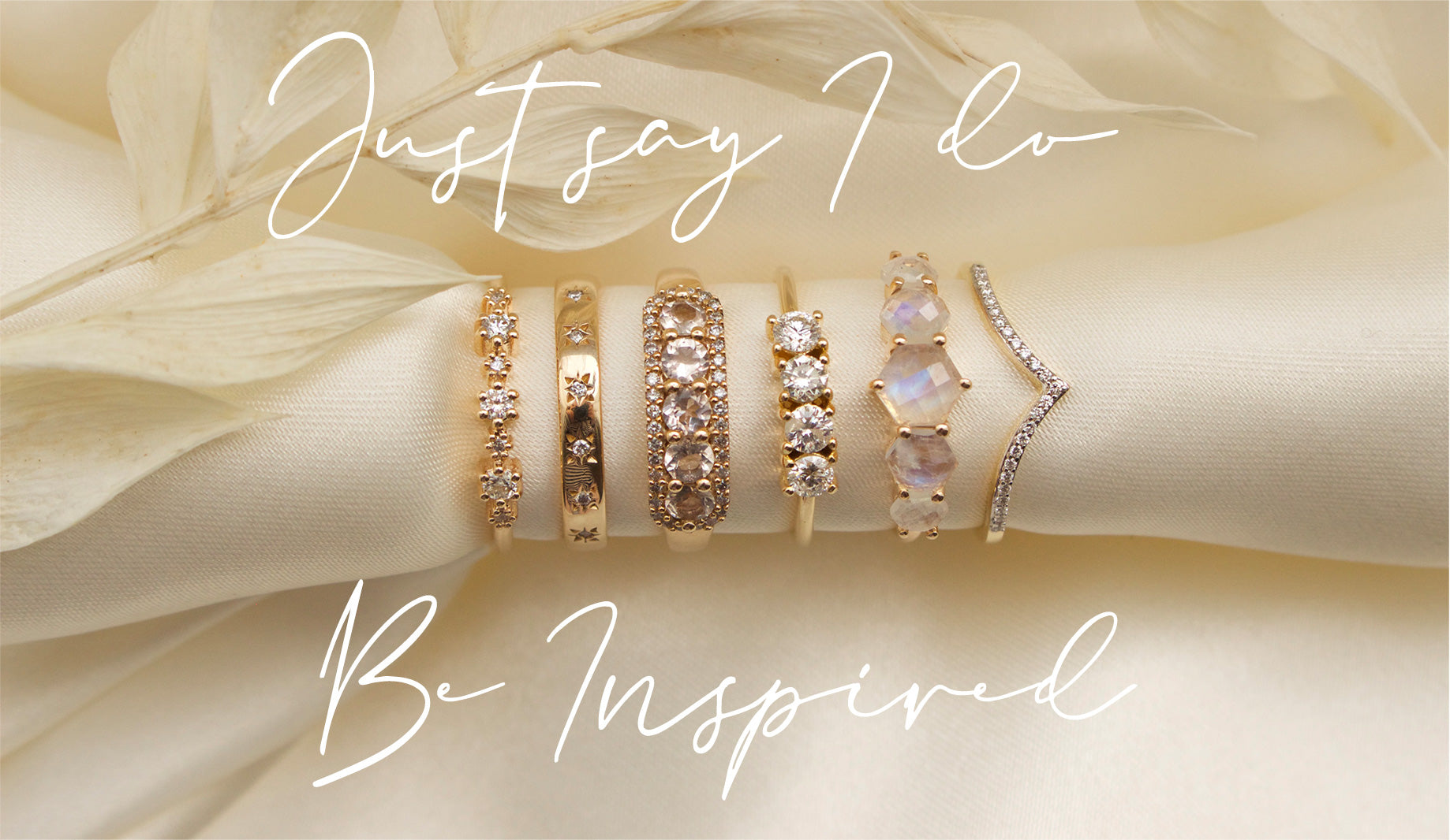 Wedding ring ideas - be inspired