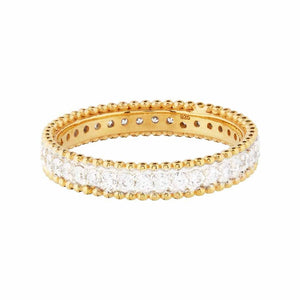 14k Gold Vermeil Starscape Band