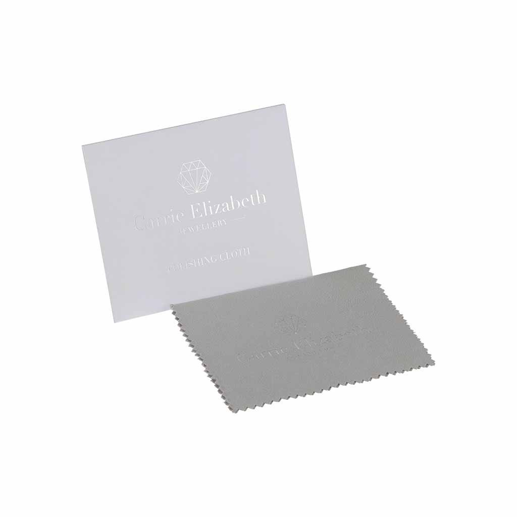 Carrie Elizabeth Jewellery Polishing Cloth Gift Card Carrie Elizabeth