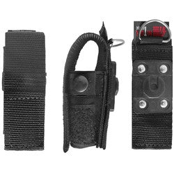 Niton Tactical Adjustable Torch Click on Dock Pouch