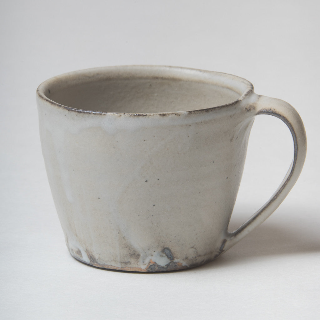 "Katsufumi Baba, Mug in ""Kohiki"" matt finish"
