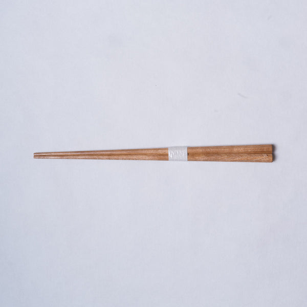 Tomokazu Furui, Long chopsticks - handmade birch octagonal