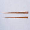 Tomokazu Furui, Short chopsticks - handmade birch octagonal