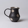 Yoshimitsu Nakasono, Pitcher in black with silver polka dots