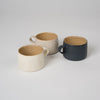 Satoko Suzuki, three mugs