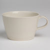 Mug in white glaze