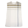 """Only One"" ""Suton-T"" cotton summer dress khaki, front"