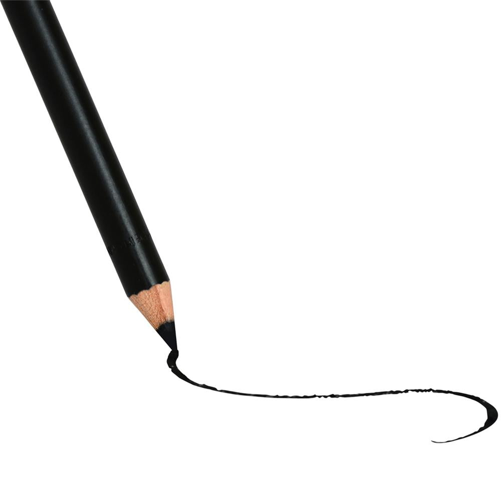 Natural Organic Vegan Gluten Free Black Eyeliner Pencil