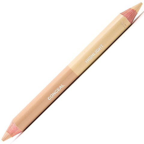 HIGHLIGHTER CONCEALER DUO PENCIL - Natural, Vegan & Gluten Free