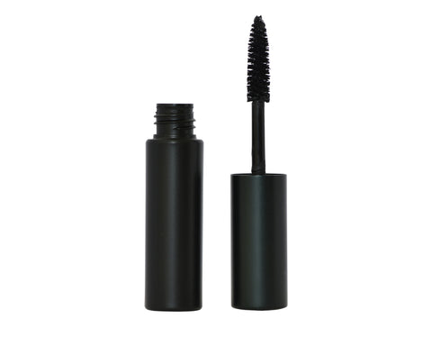 Shimarz Mascara Black - All Natural, 85% Organic, Vegan, Cruelty Free & Gluten Free