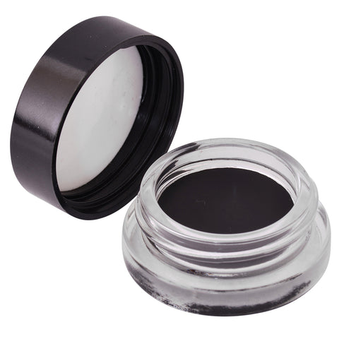 BLACK GEL LINER - All Natural, Organic, Vegan & Gluten Free