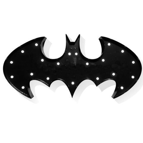 Batman Lamp Marquee