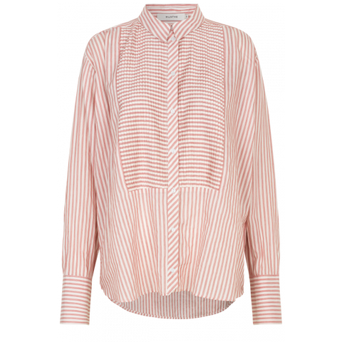 Munthe Everett shirt SS/20 rose/skin