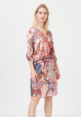 Kudibal Maya dress, SS/21, Prairie Rose