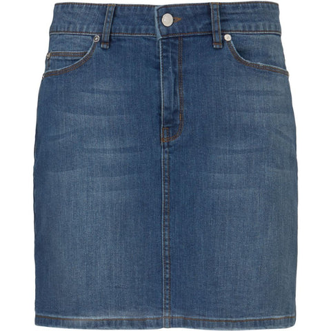 Ivy Rosie denim skirt basic Saint Denise
