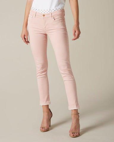 7 jeans pyper unrolled slim SS/20 pink