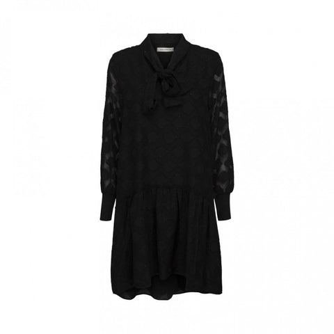 Sofie Scnoor Smilla dress AW/19 black
