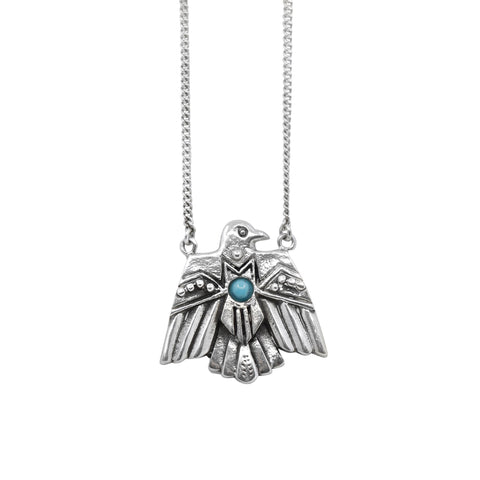 Baby Eagle Necklace