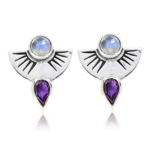 Phoenix Rising Earrings