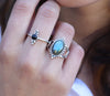 The Rising Turquoise Ring