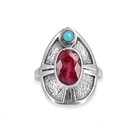 Ruby dreams ring
