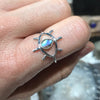 The Evil Eye ring