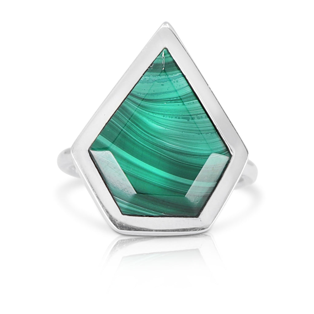 Montana Malachite Ring