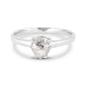 Forever Me Diamond 0.95ct 9k white gold