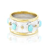 The Imperial Amazonite Ring