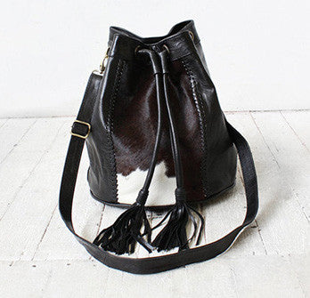 Arizona bucket bag black