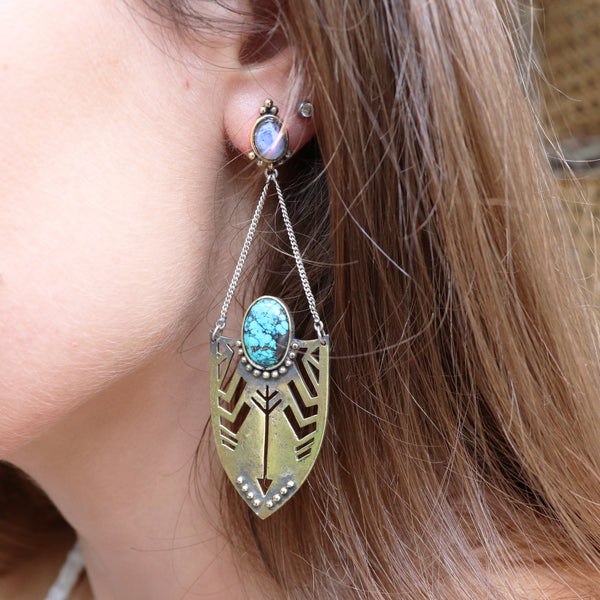 The Huntress Earrings