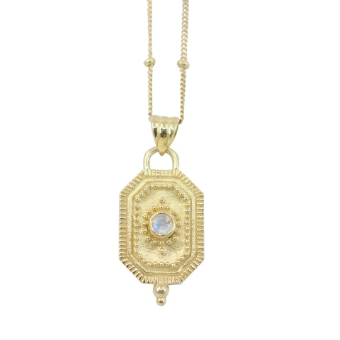 The Raya Gold Pendant