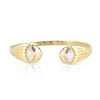 The Eye Gold Cuff