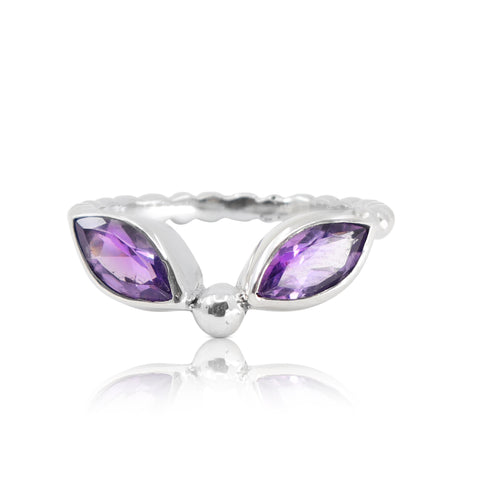 Tiara Amethyst Crown