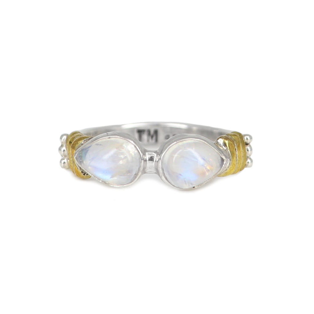 Moonstone Binding Ring