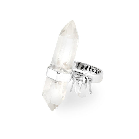 Charmed ring