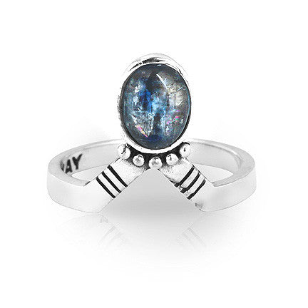 The Crowne Kyanite Ring