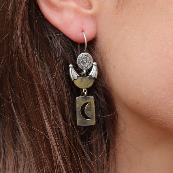 Kingdom Come Earrings