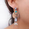 August Chandelier Earrings