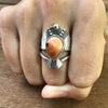 The Lyrebird ring