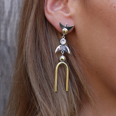 Gaia Earrings