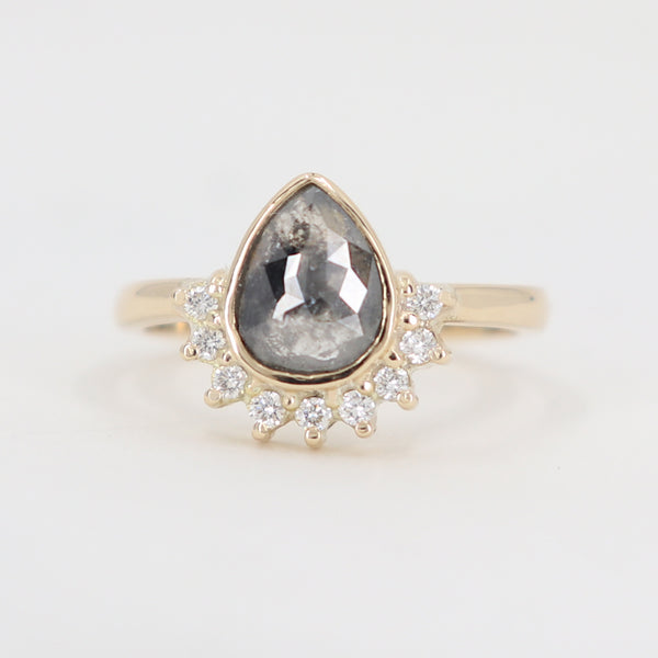 Etherial Grey diamond