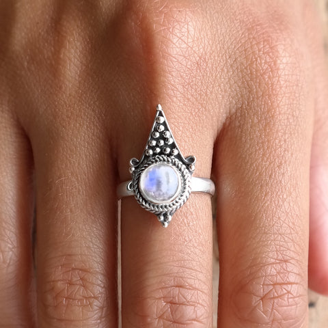 The Gypsy Crown ring